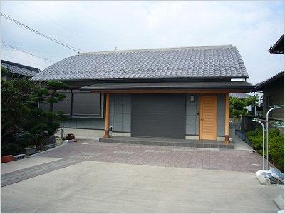 100年以上持たせるYさんの家(設計:アトリエ4A)