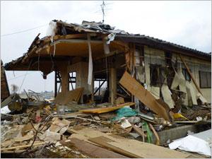 被災地の写真2