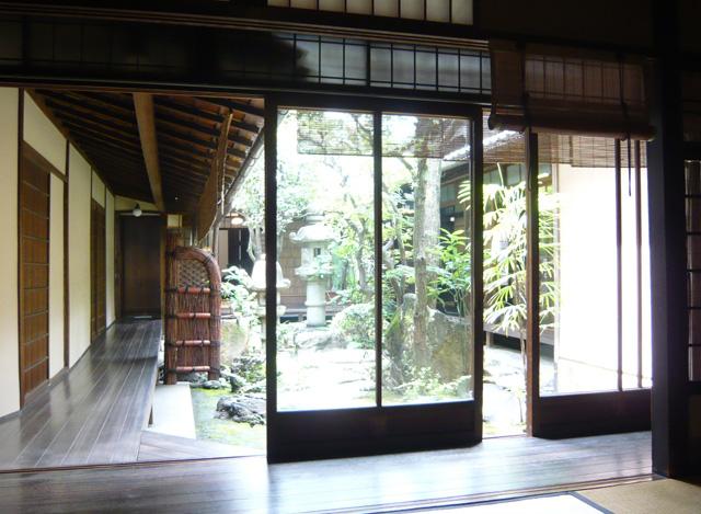 京都町家風景