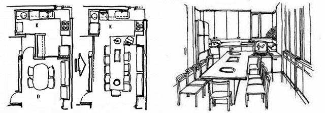 もとのLD+キッチン