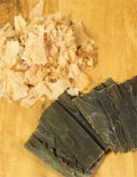 日本だしの基本 昆布・鰹節・煮干し
