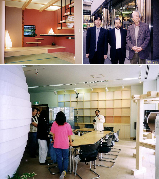 写真:渋谷で健康住宅をアピールした通気の良い卵の家『家っぐ』(撮影:天野彰)