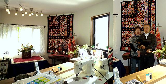 写真3:余ったスペースをブティックにしたSさんの家 (設計撮影:天野 彰)