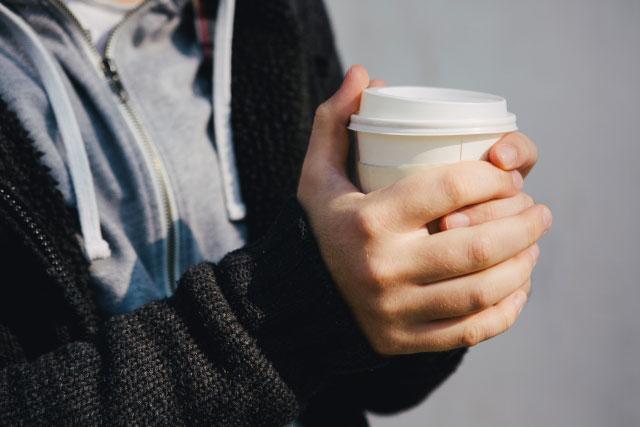 冷え症の方は温度変化に敏感で、いちど下がると一日中寒さを感じる