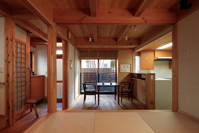 グッドデザイン賞受賞 【江戸Styleの家】オープンハウス in東京都世田谷区