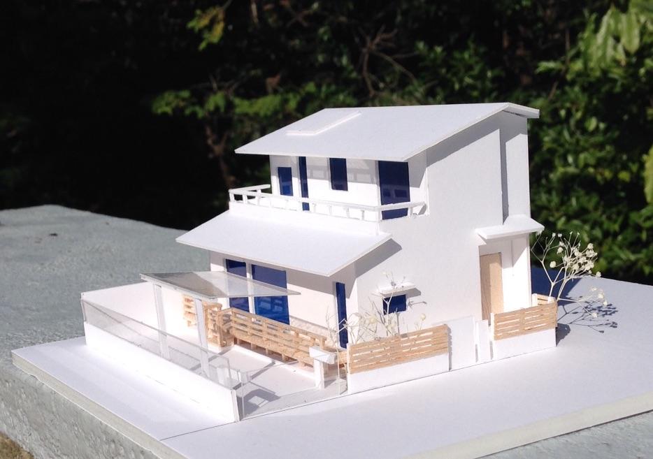 南林間の太陽熱利用のエコハウス 完成現場見学会 in 神奈川県大和市